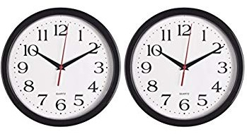 Image of Two Clocks