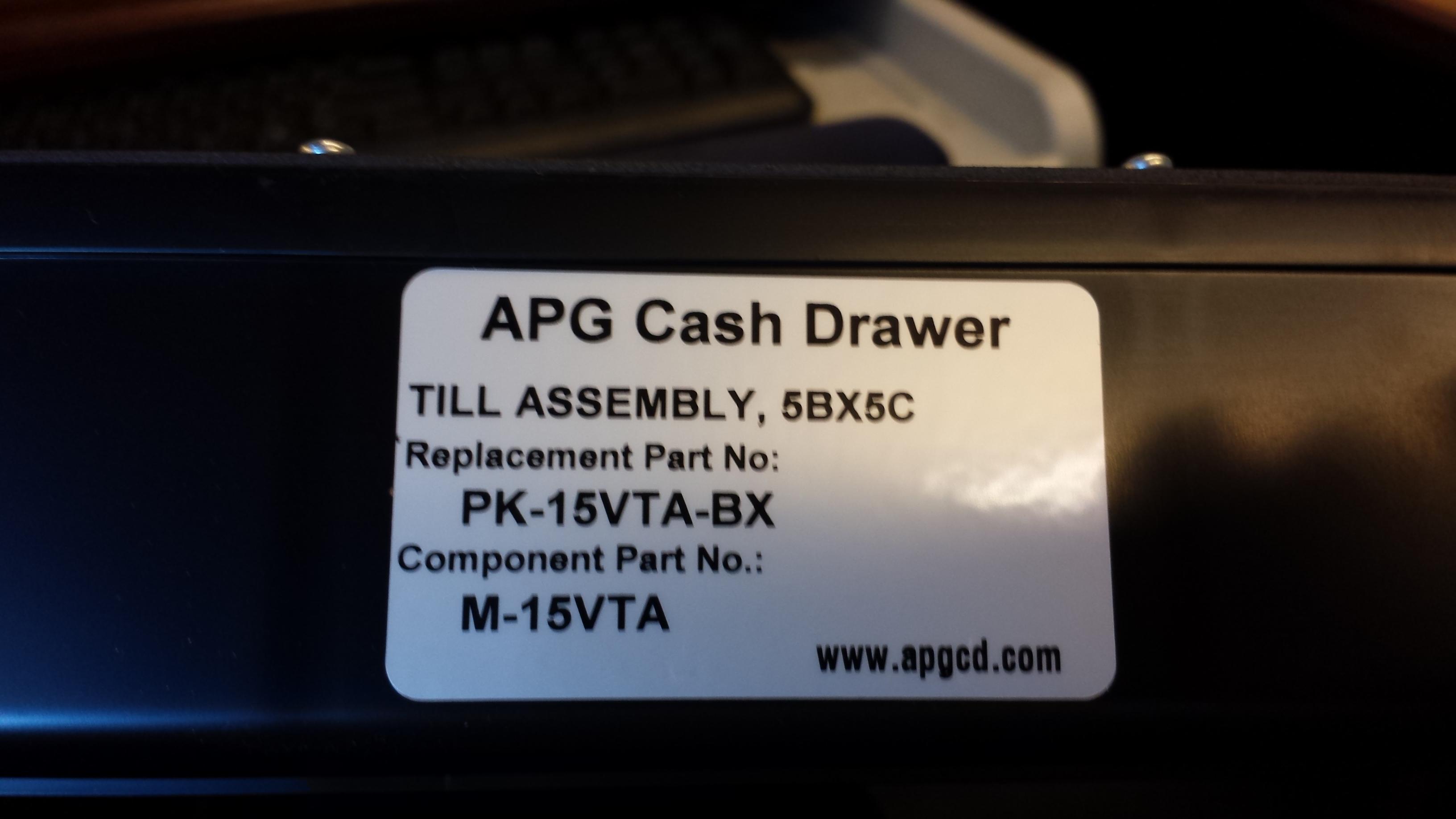 stratis cash holder for drawer integration htm releases brochure tablet drawers apg